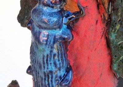 Detail of Giant Pine Boring Beetle on Calacarnivoros