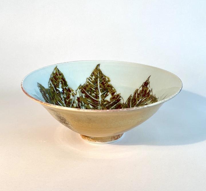 leaf bowl 3:4 view