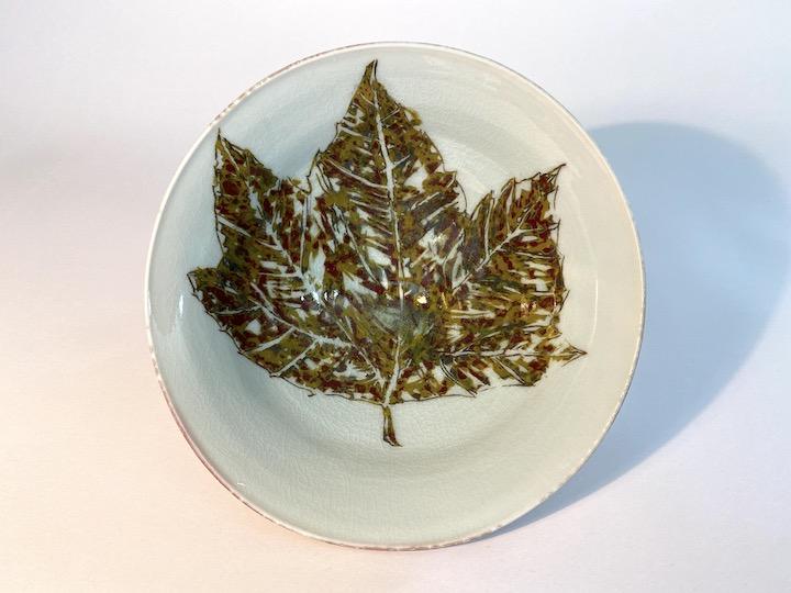 leaf bowl inside 1