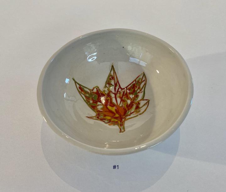leaf cup red inside 4